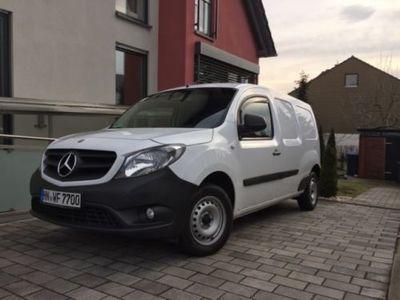 gebraucht Mercedes Citan 111 CDI extralang