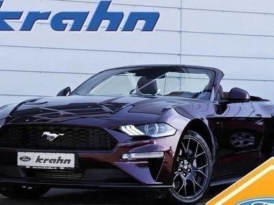 gebraucht Ford Mustang 2.3 EB CONVERTIBLE | NAVI | SITZKLIMA |