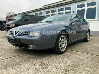 gebraucht Alfa Romeo 166 3.0 V6 24V Super Progression Memory 2.Hand