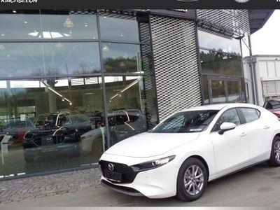gebraucht Mazda 3 SKYACTIV-G 2.0 M-Hybrid SELECTION Bluetooth Navi