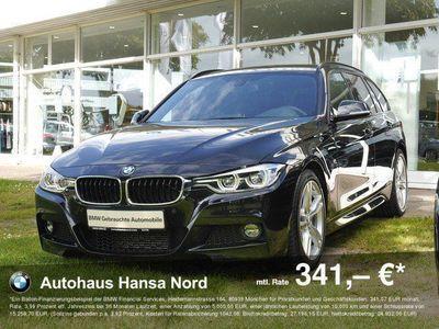 gebraucht BMW 320 d T