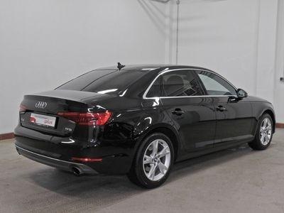 gebraucht Audi A4 Limousine Sport 2.0 TFSI S tronic LED, MMI NAvi Plus, VC KLIMA ALU