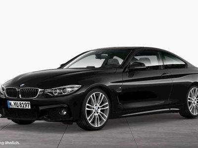 gebraucht BMW 420 d Coupé M Sportpaket Head-Up HiFi Xenon GSD