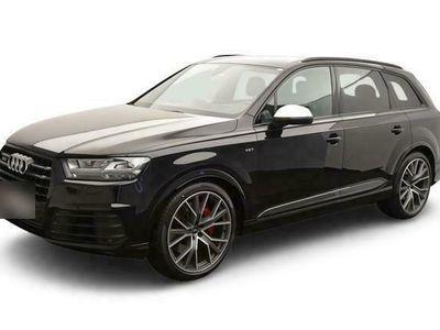 gebraucht Audi SQ7 4.0 TDI Quattro Tiptronic Head-up/LED/Navi