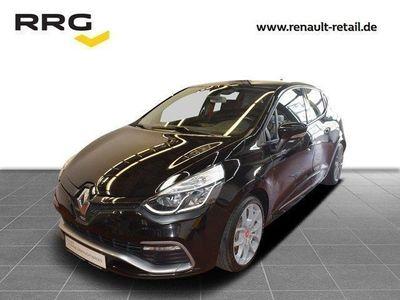 gebraucht Renault Clio IV Clio1.6 TCE 200 TURBO R.S. AUTOMATIK EURO 5 K