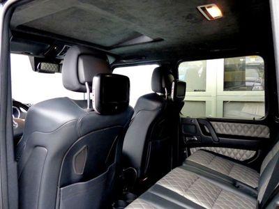 gebraucht Mercedes G63 AMG AMG Designo + Fond Entertainment Brabus 20