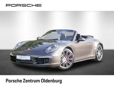gebraucht Porsche 911 Carrera 4S Cabriolet 991 Bose, Sportabgasanlage