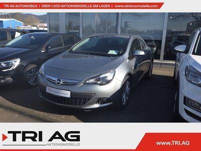 gebraucht Opel Astra GTC Astra JInnovation 1.4 Turbo Dyn. Kurvenlicht Fernli