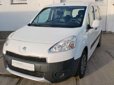 gebraucht Peugeot TePee 98 VTi Active m KlimaRadio weni KM