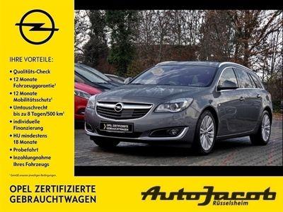 gebraucht Opel Insignia 2,0 CDTI ST Business Innovation OPC Line Navi Inte