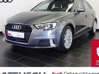 gebraucht Audi A3 Sportback 30 TFSI sport S-Tronic Navi plus DA