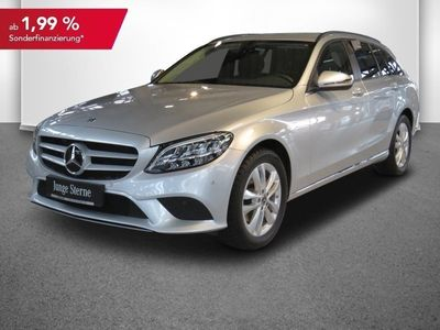 gebraucht Mercedes C220 T d 4M Navi LED Rückfahrkamera Sitzheizung Fahrzeuge kaufen und verkaufen