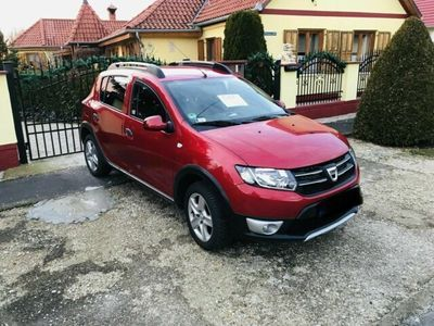 gebraucht Dacia Sandero stepway II 1.5 dci scheckhef...