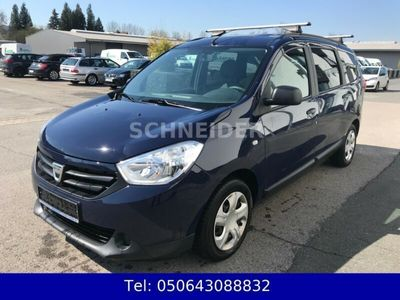 käytetty Dacia Lodgy Ambiance/ TÜV & AU NEU