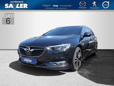 gebraucht Opel Insignia Country Tourer ST 2.0 Turbo Dire HUD NAVI LED EU6