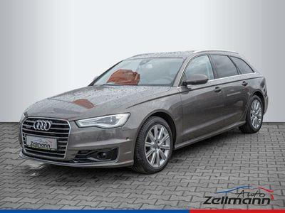 gebraucht Audi A6 Avant 3.0 TDI clean quattro Panoramadach. Standheizung