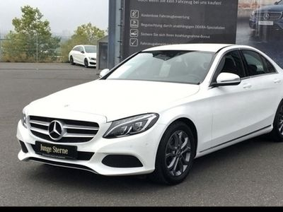 gebraucht Mercedes C200 Avantgarde