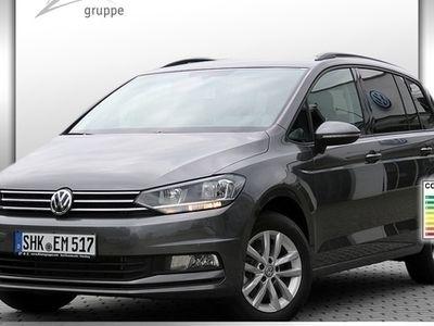 gebraucht VW Touran 1.6 TDI SCR Comfortline Wi/Räder SHZ NAVI