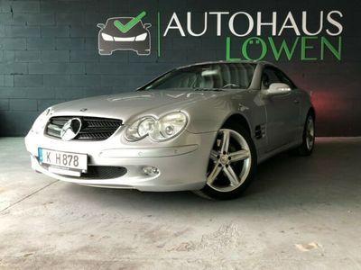 gebraucht Mercedes SL500 Kundenauftrag