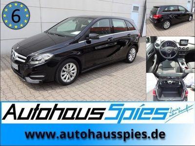 gebraucht Mercedes B160 CDI STYLE EURO6 NAVI