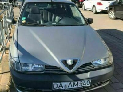 gebraucht Alfa Romeo 145 1.6 T Spark 1 Hand 82.000km Tüv 5/22