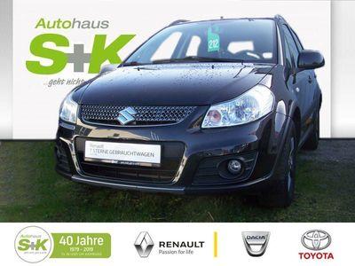 gebraucht Suzuki SX4 1.6 VVT 4x2 Limited ++KLIMA++SITZHEIZUNG++