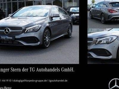 gebraucht Mercedes CLA250 Shooting Brake AMG Line *PEAK* KAMERA+NAVI+AUTOM+LED