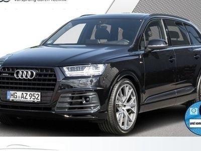 gebraucht Audi Q7 50 TDI quattro tiptronic HUD Standheizung/-lüftung