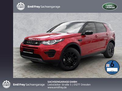 gebraucht Land Rover Discovery Sport TD4 Aut. SE BLACK EDITION