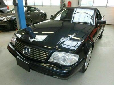 gebraucht Mercedes SL320 R 129-320 SL mit 49.768 Kilometer Japan Edition