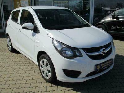 gebraucht Opel Karl Edition 5tg 1.0 55 kW 75 PS Klima Radio Tem