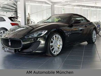 gebraucht Maserati GranCabrio 4.7 V8 Sport Automatik Deutsch 20Zoll