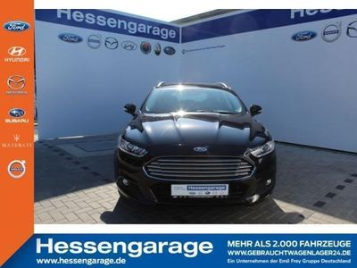 gebraucht Ford Mondeo Turnier 2.0 TDCi Start-Stopp Aut Business