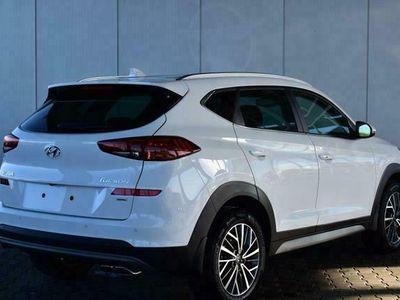 gebraucht Hyundai Tucson 1.6 T-GDI Premium 4WD 177PS 7-DCT 130 ...