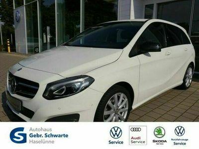 gebraucht Mercedes B200 CDI 7G-DCT Urban AHK+LED+NAVI+KAMERA+SHZG