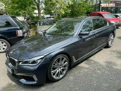 gebraucht BMW 750L i M Paket Laser Pano Soft close Keyless Go
