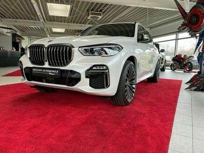 gebraucht BMW X5 M50 M50i Laser AHK Standheizung Pano 22 Zoll