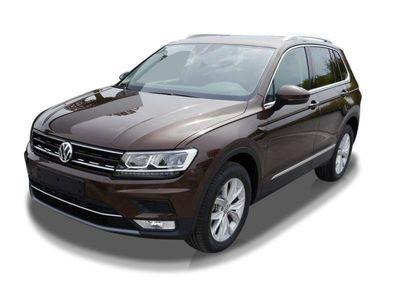gebraucht VW Tiguan 2.0 TDI DPF DSG 4MOTION HIGHLINE * BMT *