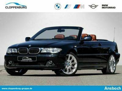 gebraucht BMW 330 Cabriolet Edition Exclusive