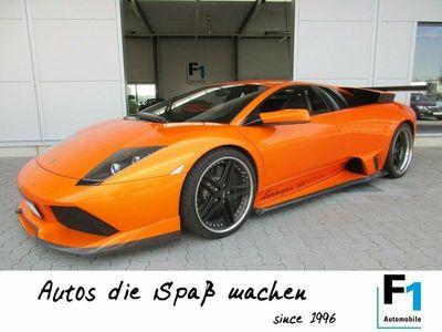 gebraucht Lamborghini Murciélago LP 640 / 680 GT-R Race Edition Dt. EZ