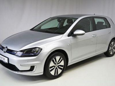 gebraucht VW Golf VII E-GOLF Comfortline 116PS LED,NAVI,SITZH