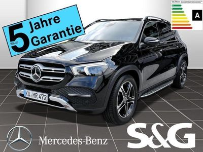 gebraucht Mercedes 300 GLEd 4MATIC EXCLUSIVE LED/360°/Pano/AHK/20