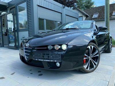 gebraucht Alfa Romeo Spider 2.2 JTS 16V *Exklusiv-Leder*Bi-Xenon*Navi