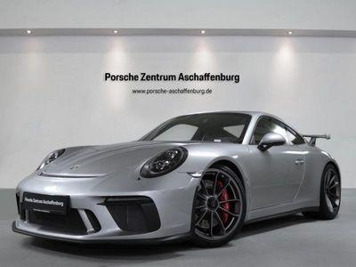 gebraucht Porsche 911 GT3 991 (911)LED Vollschale Bose Kamera 20-Platinum