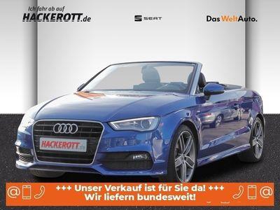 gebraucht Audi A3 Cabriolet Ambition ultra 1.4 TFSI S line Lede