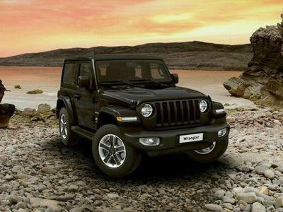 gebraucht Jeep Wrangler Wrangler Sahara 2 door 2.0l AT8 *Navi*LED*Leder