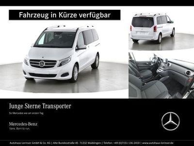 gebraucht Mercedes V250 d Kompakt Edition LED/NAVI/STHZ/SPORTPAK.