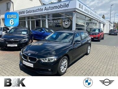 gebraucht BMW 320 i Touring Advantage Paket,Navigation,LED,LM