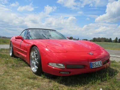 gebraucht Corvette C5 Cabriomit diversen Extras