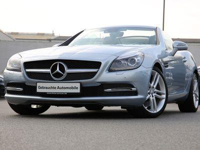 gebraucht Mercedes SLK250 CDI (BlueEFFICIENCY)